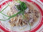 Easy Angel Hair Pasta With Creamy Mushroom Sauce picture