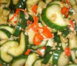 Crunchy Chinese Cucumber Salad picture