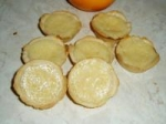 Weight Watchers Orange Cream Cheese Cookie Cups 1 Point picture