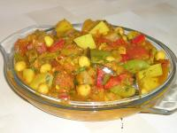 Spiced Vegetable Stew picture