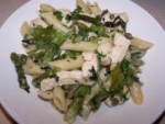 Pasta Primavera With Chicken and Asparagus picture