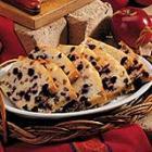 lemon blueberry bread picture