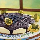 lemon blueberry cheesecake picture