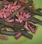 Garlic Almond Green Beans picture