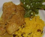 Moroccan Chicken Thighs picture