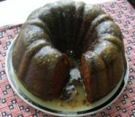 Mexican Chocolate Pound Cake picture