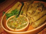 Shredded Pork Taquitos picture