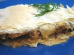 Greek Meat Pie picture