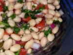 Greek White Bean Salad picture