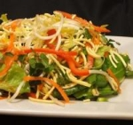 Crispy Noodle Salad With Sweet and Sour Dressing picture