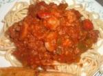 Katie's Spaghetti Sauce picture