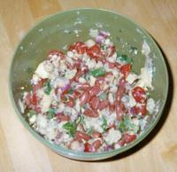 Two Bean and Artichoke Salad picture