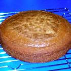 lemon sponge cake picture