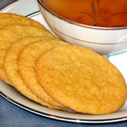 Lemon Sugar Tea Cookies picture