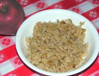 Walnut Apple Rice picture
