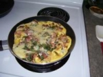 Basil Frittata picture