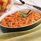 light sweet potato casserole picture