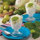Lime Honeydew Sorbet picture