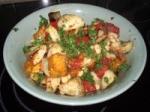 Roast Vegetable Salad picture