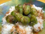 Asian Stir-Fried Brussels Sprouts picture