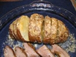 Elegant Baked Potatoes picture