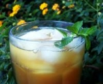 Pineapple Mint Iced Tea picture