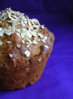 Spicy Sour Cream Raisin Muffins picture
