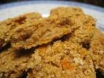 Sweet Potato Low-Fat High Fibre Cookies picture