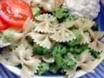 Farfalle With Broccoli picture