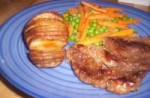 Pan Seared Sirloin Steak picture