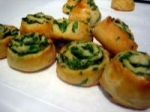 Miniature Spinach Parmesan Puffs picture