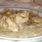 Lobster Mornay Sauce picture