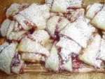 Raspberry Pastry Roll-Ups picture