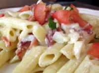 Penne Alfredo for One picture