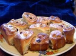 Blueberry Cinnamon Rolls picture
