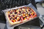 The Cavorting Chef's Fabulous Fruit Pizza picture