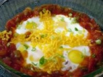 Baked Eggs With Salsa picture
