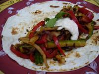 Roasted Vegetable Fajitas picture