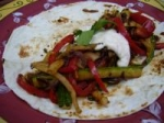 Roasted Vegetable Fajitas picture