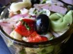 Tortellini Salad picture