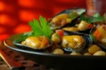 Moroccan Style Mussels picture