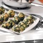 Makeover Garlic Spinach Balls picture