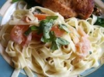 Linguine and Summer Vodka Sauce picture