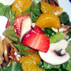 Mandarin Almond Salad picture