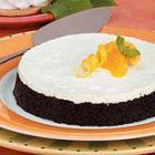 Mandarin Orange Cheesecake picture