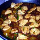 mandarin orange chicken picture