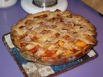 Delicious Unbelieveable Peach Pie picture
