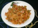 Skillet Okra and Rice picture