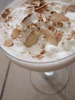 Toasted Almond Milkshake picture