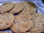 Honey Roasted Peanut Butter Toffee Swirl Cookies picture